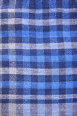 Square pattern on cloth, abstract textile background — Stock Photo