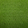 Green carpet close up - Stock Photo