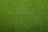 Green carpet close up — Stock Photo