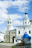 Nirolskaya Church Xviii Age — Stock Photo