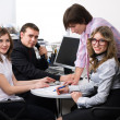 Office team — Stock Photo #4248745