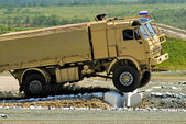 Kamaz truck — Stock Photo