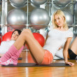Fitness girls — Stock Photo #4802959
