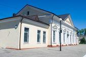 Baltiysk railway station — Stock Photo