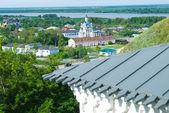 Kościół w tobolsk — Zdjęcie stockowe