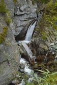 Altay waterfall — Stock Photo