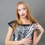 Sexy fashionable woman — Stock Photo #5022069
