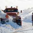 Snowplow — Stock Photo #5130602
