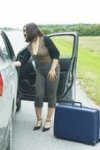 Kadın çanta — Stok fotoğraf