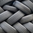 Stock Photo: Tires