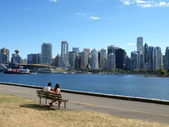 Vancouver — Foto de Stock