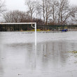 Stock Photo: Match postponed