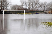 Match postponed — Foto de Stock