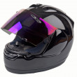 Motorcycle helmet — Stock Photo #5093947