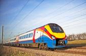 High speed train — Stock Photo