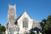 English Parish Church — Stock Photo
