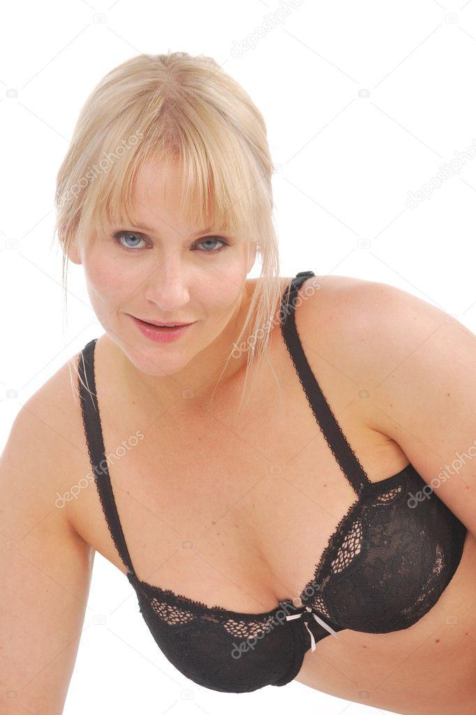 Bra Blonde 56