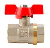 The water valve — Stock Photo