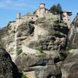 Stock Photo: Monastery of Barlaam, Greece. Meteora.