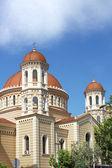 Greek Church — 图库照片