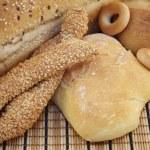 Fresh baked bread — Stock Photo #4348845
