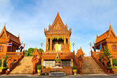 Thai Temple church — Stock Photo