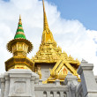 Thai temple church - Foto Stock