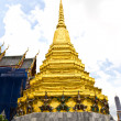 Ancient Thai style pagoda — Stock Photo