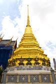 Ancient Thai style pagoda — Stock Photo