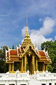 Thai Style pavilion — Stock Photo