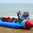 Stock Photo: Beach craft at Cham, Thailand