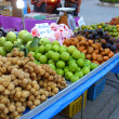Stock Photo: Thai Fruit stall