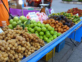 Thai Fruit stall — Stock Photo