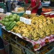 Stock Photo: Thai market fruit stall