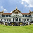 Front of Grand Palace - Stock Photo