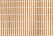 Bamboo mat background — Stock Photo