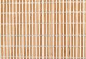 Bamboo mat background — Stock Photo