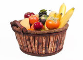 Healthy fruits from nature — Stock Photo
