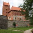 Trakai Castle in Lithuania. — Stock Photo