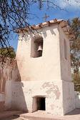 Kırsal Arjantin eski adobe Kilisesi. — Stok fotoğraf