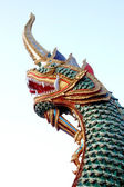 Naga-Statue 2 — Stockfoto