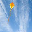 Stock Photo: Kite in sky