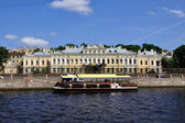 Sheremetievskiy palace — Stock Photo