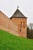 Veliky Novgorod Kremlin — Stock Photo