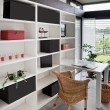 Modern interior of home office — Stock Photo #5013755