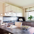 Interior of modern kitchen — Stock Photo #5015788