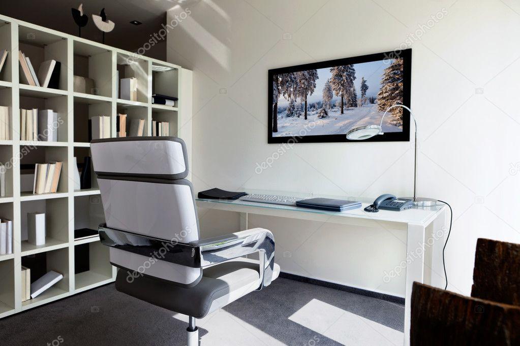 Moderne büroeinrichtung zuhause  Moderne Luxus Büro ~ Kreative Ideen über Home Design