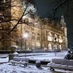 The New Town City Hall Hanover — Stock Photo
