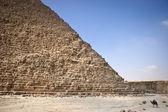 The Pyramid of Khafrae — Stock Photo