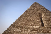 The Pyramid of Menkaurae — Stock Photo